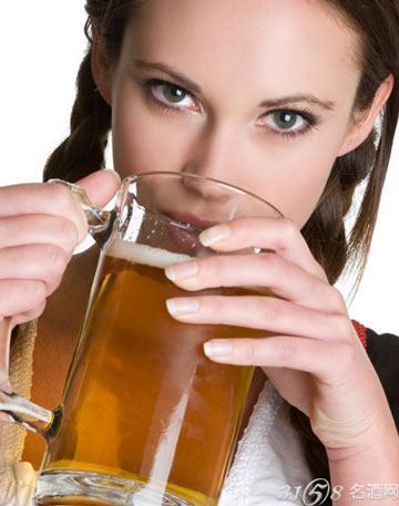 啤酒有什么好处_