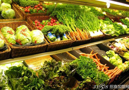 请问哪有蔬菜超市加盟连锁店-蔬菜超市如何经