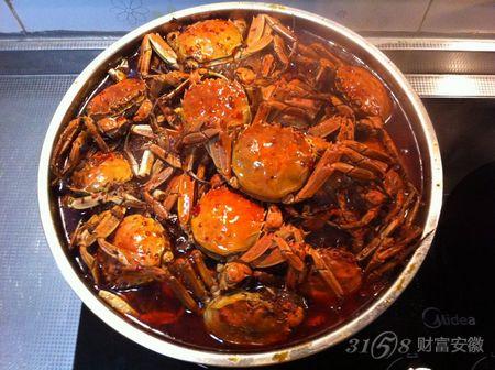 香辣蟹;;; 螃蟹; 香辣蟹的做法_香辣蟹怎么做好吃【图文】