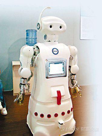 科大服务机器人 可佳 能当保姆了