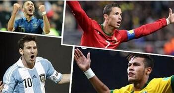 2014巴西世界杯第一场有哪些看点之巴西队首发是乌龙球-2014巴西世图片