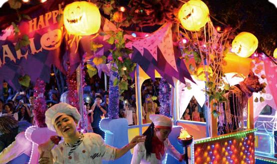 广州万圣节哪里好玩 2014广州周边最好玩的万圣节有哪些图片