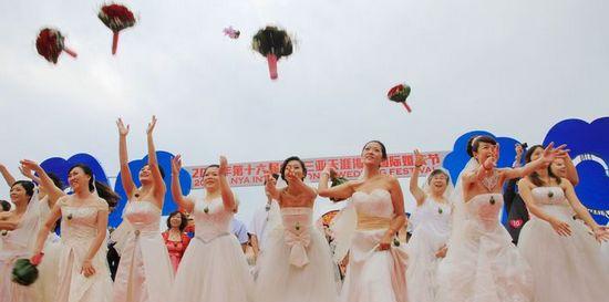 2014年三亚天涯海角国际婚庆节什么时候举办?