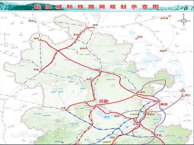 青岛到江苏常州铁路线地图