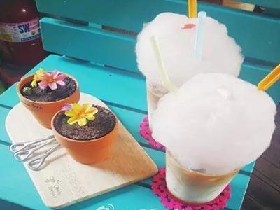 芒一q奶茶甜品店的装修风格是欧式风格