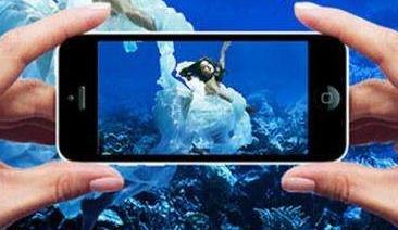 膜立奇手机防水采用真空纳米镀膜处理后,可以使得手机内部和线路板