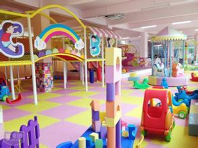 星期六儿童乐园一个很好的投资加盟项目