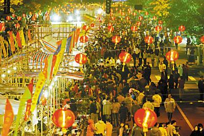 2017广州迎春花市活动