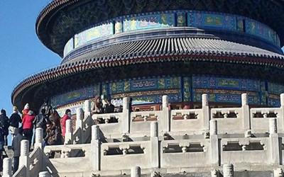 祈年殿举行孟春祈谷大典的场所