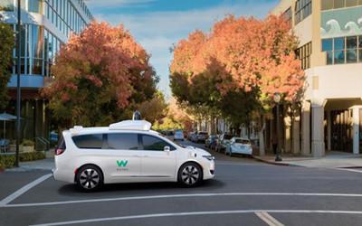 谷歌Waymo明年推无人驾驶旅行车