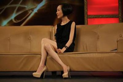 鲁豫有约王健林向所有观众展示了他的多面性
