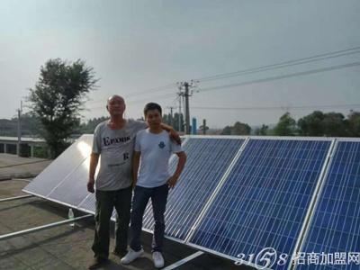 亿清佳华太阳能不用担心不会赚钱的北京创业项目
