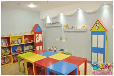 北京小本创业项目星期六儿童乐园不错的选择