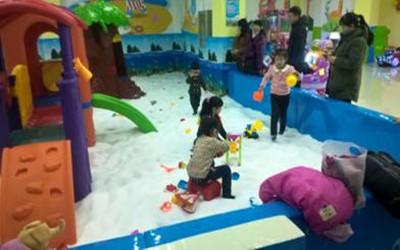 北京今年创业好项目有哪些?星期六儿童乐园创业好选择