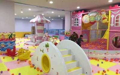 北京今年好项目创业代理星期六儿童乐园好项目