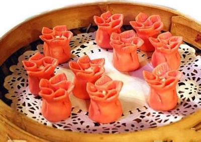 郑州绿博园食饺大赛热闹新年活动