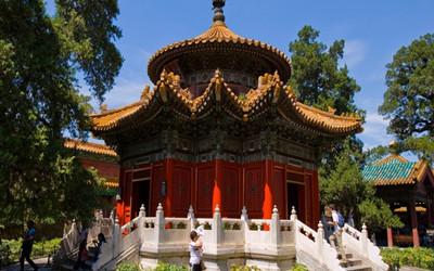北京御花园旅游游玩攻略