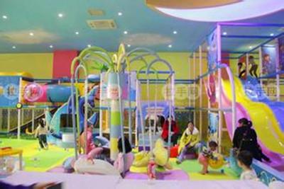 北京小投资创业项目一万以下的好项目星期六儿童乐园