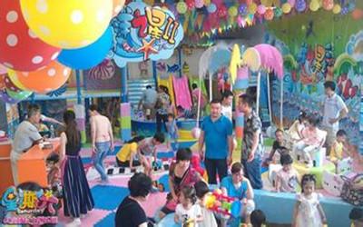 北京小投资创业项目大全星期六儿童乐园轻松创业好项目