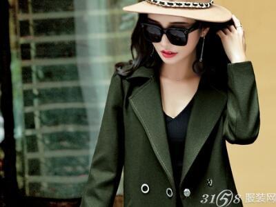 北京夫妻开店好项目品牌女装艾米好选择