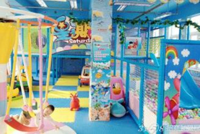 2017北京年小投资创业项目星期六儿童乐园是个不错的选择