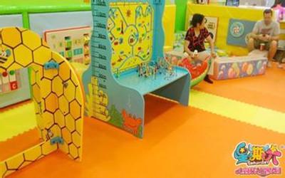 北京小本创业星期六儿童乐园加盟店好选择