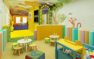 北京小本创业赚钱开店星期六儿童乐园创业好项目