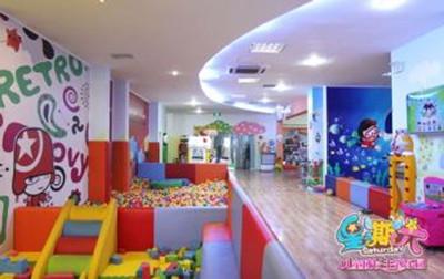 北京小本创业店星期六儿童乐园不可多得的好项目