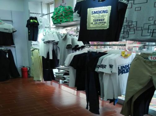 快鱼服饰在哪儿进货?加盟快鱼服装连锁店多少钱?