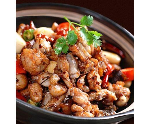 开一个馋胖肉蟹煲店多少钱