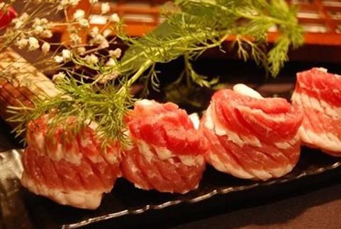 金诺郎韩式烤肉 正宗的韩式烤肉