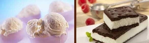 芭贝乐意式冰淇淋