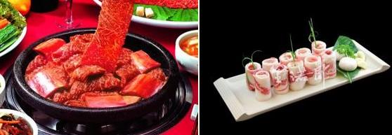 金诺郎韩式烤肉让万千吃货嘴无遮拦