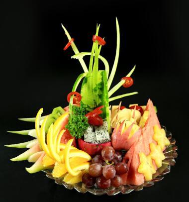 水果拼盘 森迪