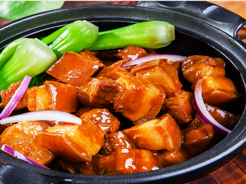 锅先森台湾卤肉饭快餐加盟费多少?提供那些服务