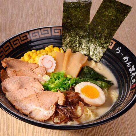 日本拉面_冨久内拉面采用日本博多技术,坚持做地道的日本拉面,汲取了豚骨