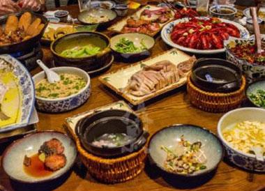 南京大牌档有什么美食?南京大排档菜单价格表