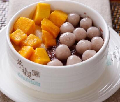 芋观园甜品