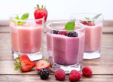 水果奶昔怎么做?水果奶昔的做法大全