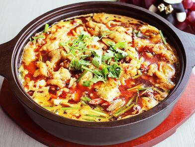 鲜馋后饱钵钵鱼快餐