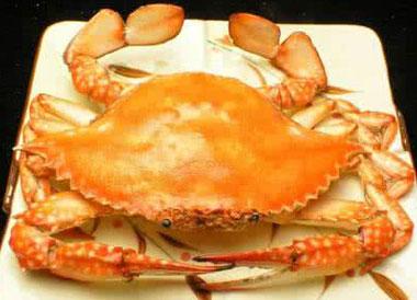 飞蟹不能和什么一起吃?飞蟹的做法