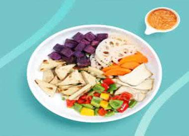 好色派沙拉真的能减肥吗?沙拉什么时候吃最减肥