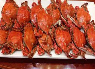 海螃蟹蒸多久?海螃蟹蒸多长时间?