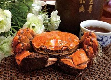 吃螃蟹为什么要蘸醋?