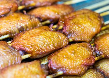 烤鸡翅怎么腌制