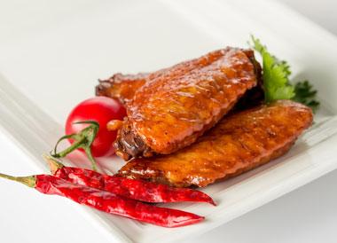香辣干锅鸡翅需要哪些食材