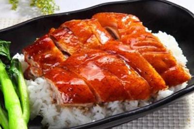 鸡**快餐