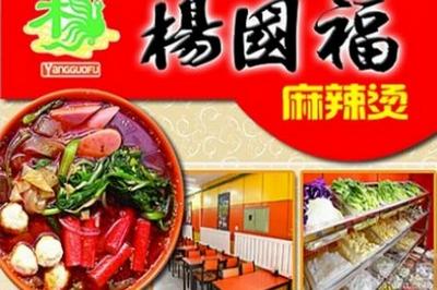 杨国福麻辣烫品牌