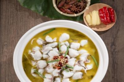 十三椒老坛酸菜鱼