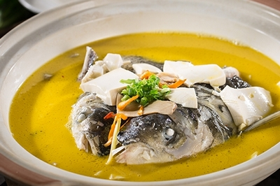 味稻工场湘菜鱼头餐厅